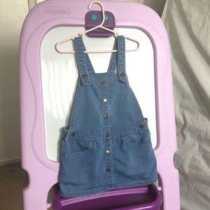 OshKosh B'gosh Dresses - Toddler girl overall dress 💙